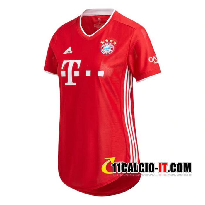 Shop Maglia Calcio Bayern Monaco Donna Prima 2020/2021