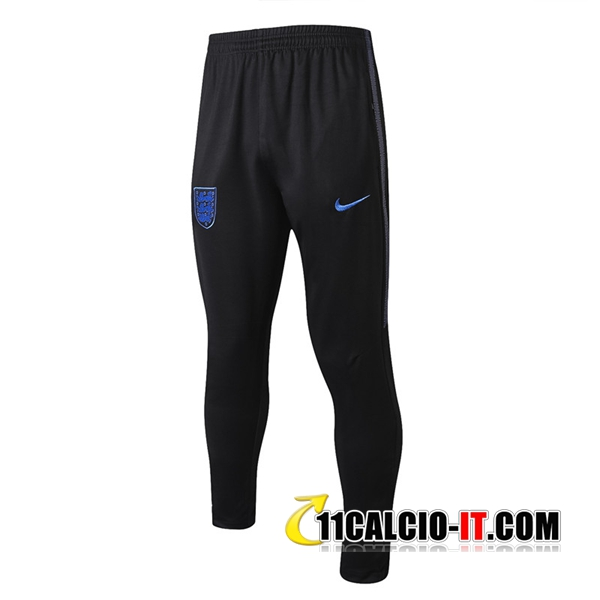 Pantaloni da training Inghilterra Nero 2018-2019 | 11calcio-it