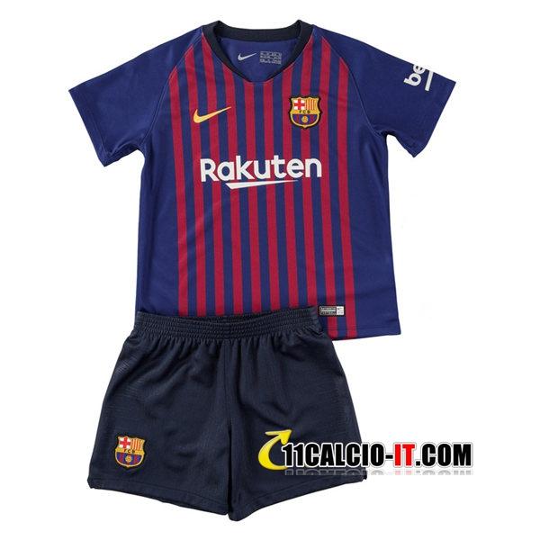 tuta calcio FC Barcelona Bambino