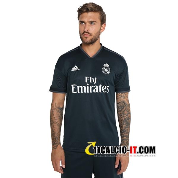 Seconda Maglia Real Madrid personalizzata