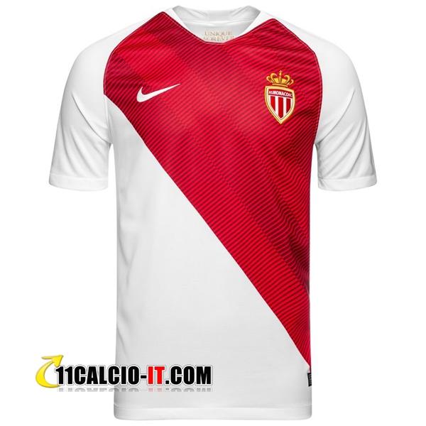 Nuove Maglia Calcio AS Monaco Seconda 2020/21   Tailandia
