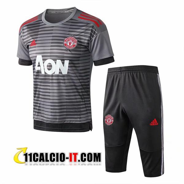 Nuove Pre-partita Kit Maglia Allenamento Manchester United ...