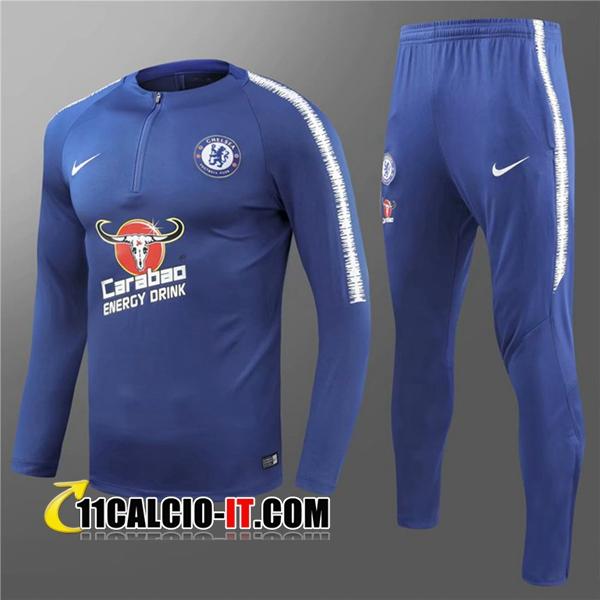 tuta calcio Chelsea 2019