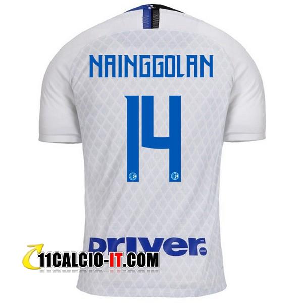 Seconda Maglia Inter Milan nuova