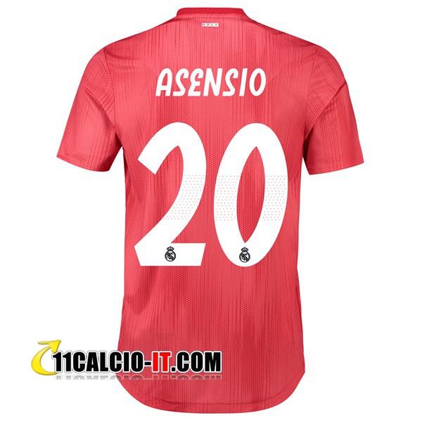 Seconda Maglia Real Madrid Asensio