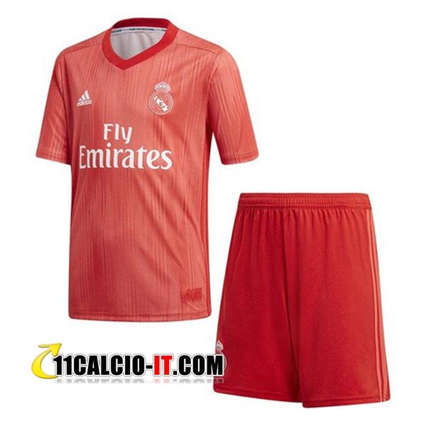 Terza Maglia Real Madrid Bambino