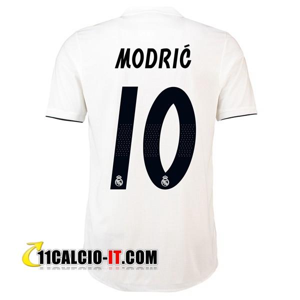 Nuove Prima Maglia Real Madrid (10 MODRIC) 2018/19 | personalizzare