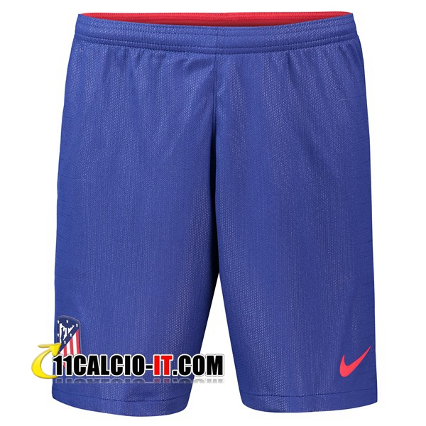 Prima Pantaloncini Calcio Atletico Madrid 2018-19 | 11calcio-it
