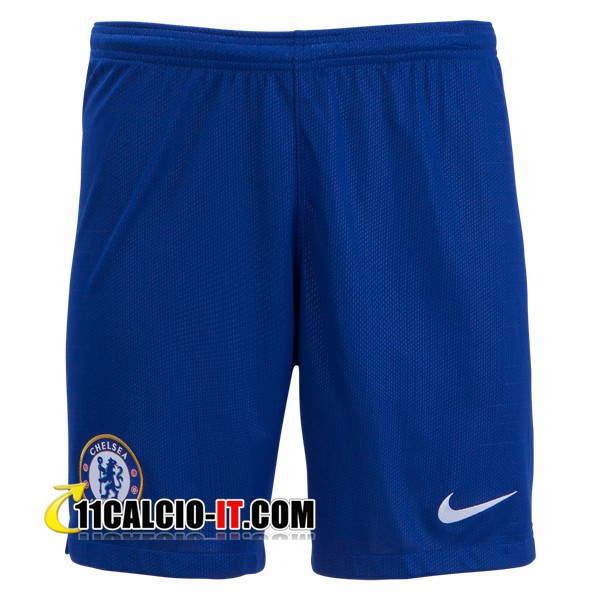 Prima Pantaloncini Calcio FC Chelsea 2018-19 | 11calcio-it