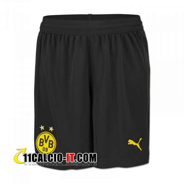 Prima Pantaloncini Calcio Dortmund BVB 2018-19 | 11calcio-it