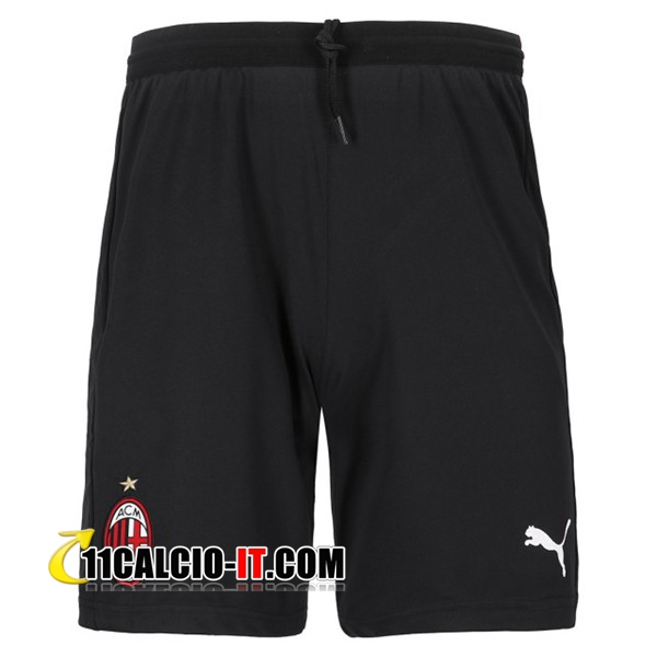Prima Pantaloncini Calcio AC Milan 2018-19 | 11calcio-it