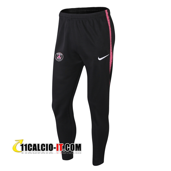 Pantaloni da training PSG Nero 2018-2019 | 11calcio-it