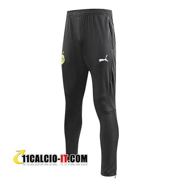 Pantaloni da training Dortmund BVB Nero 2018-2019 | 11calcio-it