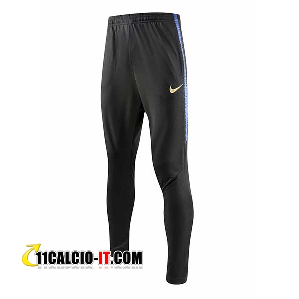 Pantaloni da training Inter Milan Nero 2018-2019 | 11calcio-it