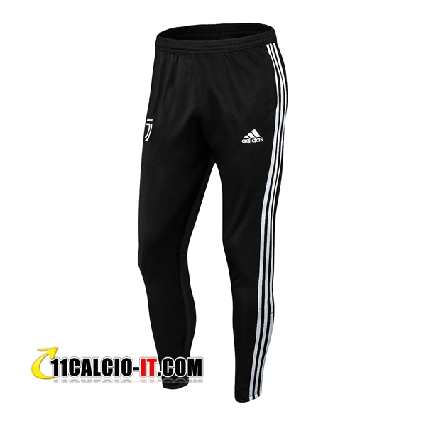 Pantaloni da training Juventus Nero 2018-2019 | 11calcio-it