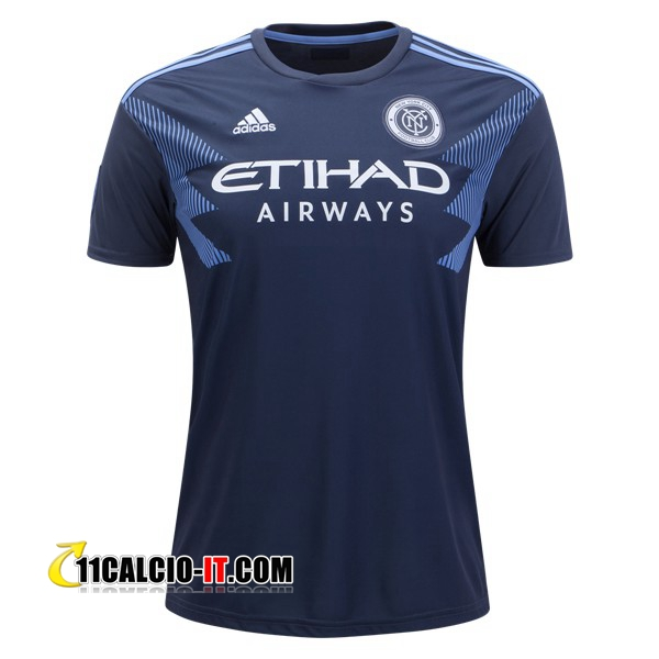 Seconda Maglia Calcio New York City FC 2018-19 | 11calcio-it