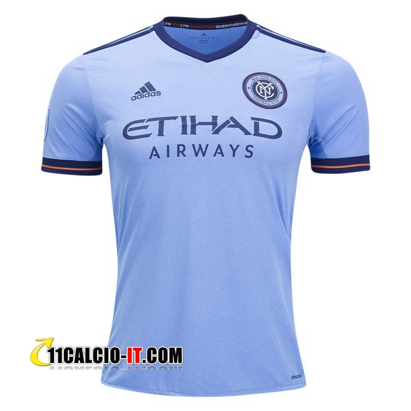 Prima Maglia Calcio New York City FC 2018-19 | 11calcio-it
