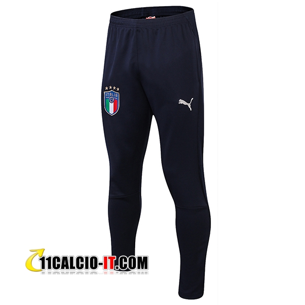 Pantaloni da training Italia Blu scuro 2018-2019 | 11calcio-it