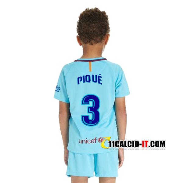 Seconda Maglia FC Barcelona Piqué