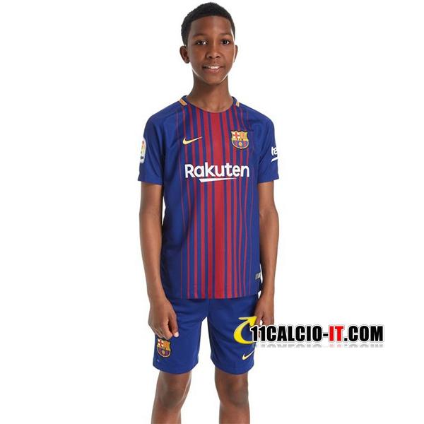 tuta calcio FC Barcelona personalizzata