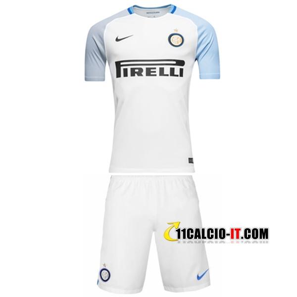 Nuove Maglia Calcio Inter Milan Bambino Seconda 2020/21 | Tailandia