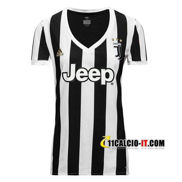 Nuova Prima Maglia Juventus Donna 2017/18   personalizzata