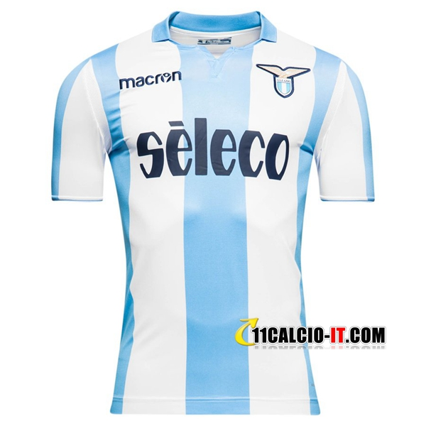 Seconda Maglia Lazio personalizzata