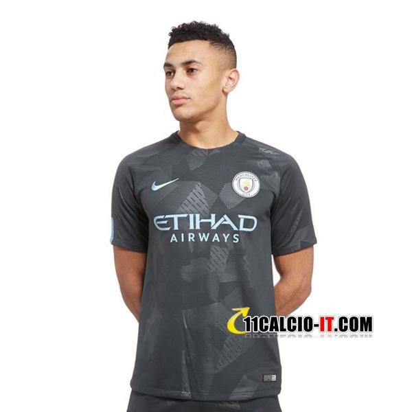 Terza Maglia Manchester City personalizzata