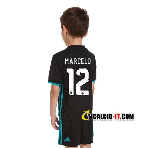 Seconda Maglia Real Madrid Marcelo