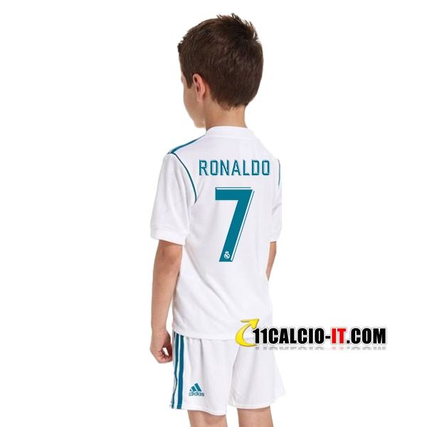 completo calcio Real Madrid personalizzata