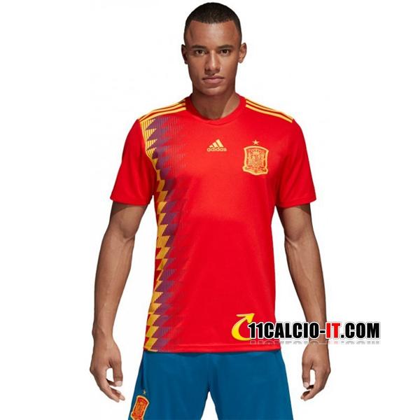 maglia Spagna prima