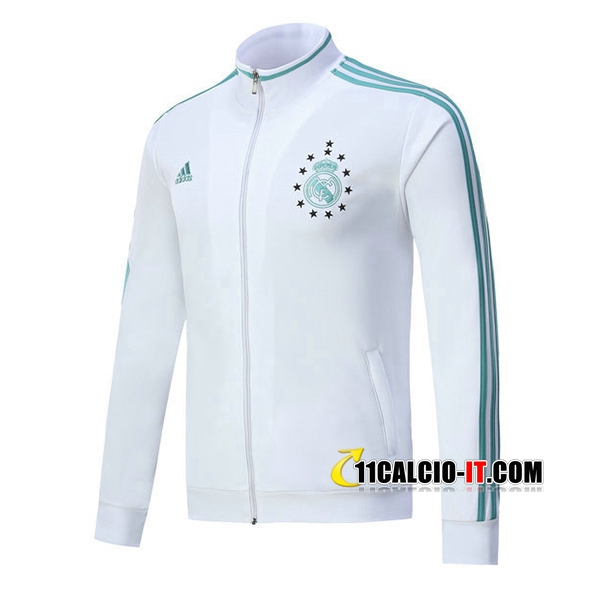 giacca calcio Real Madrid modello