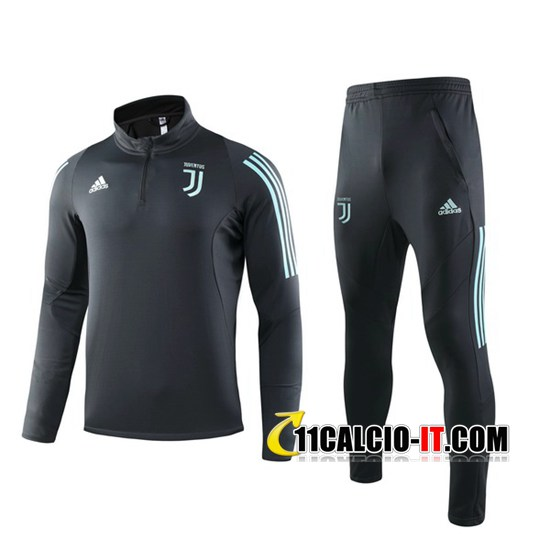 Tuta Calcio Juventus Ciano 2019-2020 | 11calcio-it