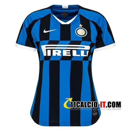 Nuove Maglia Calcio Inter Milan Donna Prima 2020/21   Tailandia