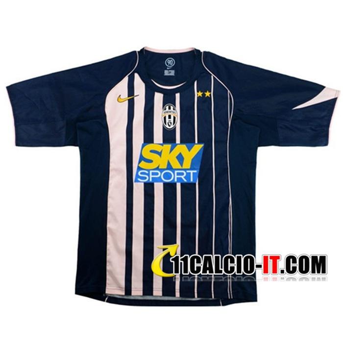Negozio Maglie Calcio Juventus Retro Seconda 2004/2005