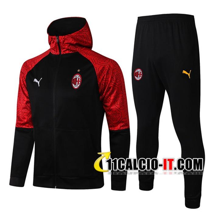 Nuova Tuta AC Milan Calcio affidabili poco prezzo