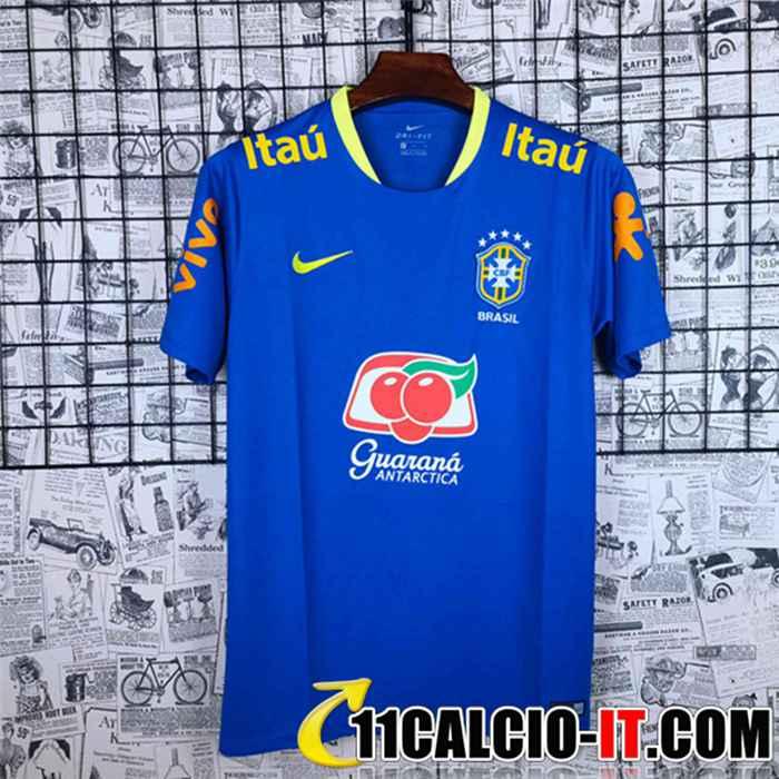 Nuovo Arrivo | Brasile T Shirt Allenamento Calcio Affidabili a ...