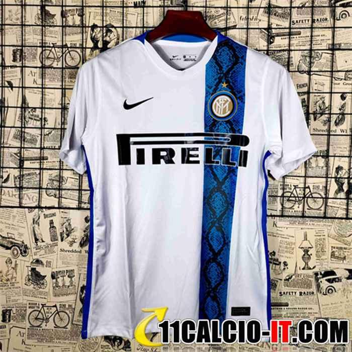 Sito T Shirt Allenamento Inter Milan Bianca/Blu 2021/2022