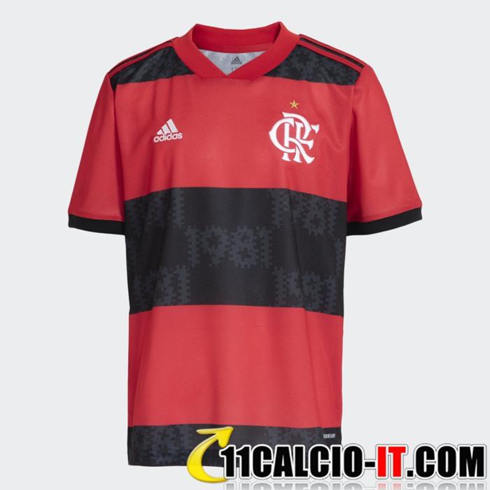 Nuova Maglie Calcio Flamengo Prima 2021/2022