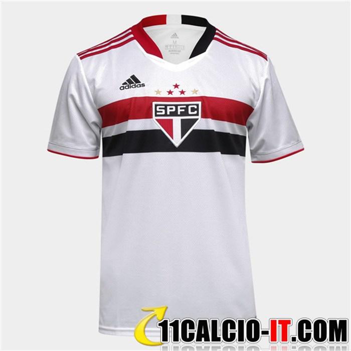 Personalizzazione Maglie Calcio Sao Paulo FC Prima 2021/2022