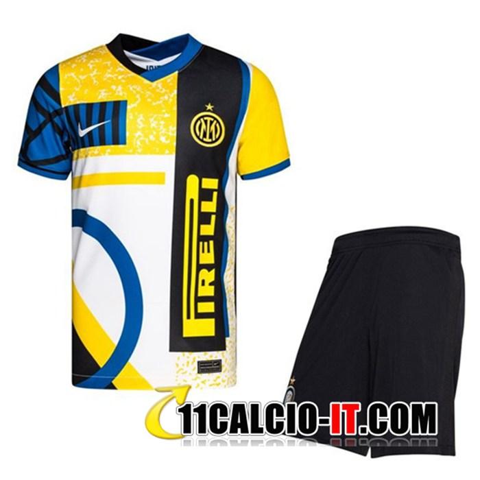 Le Nuove Maglie Calcio Inter Milan Bambino Fourth 2020/2021