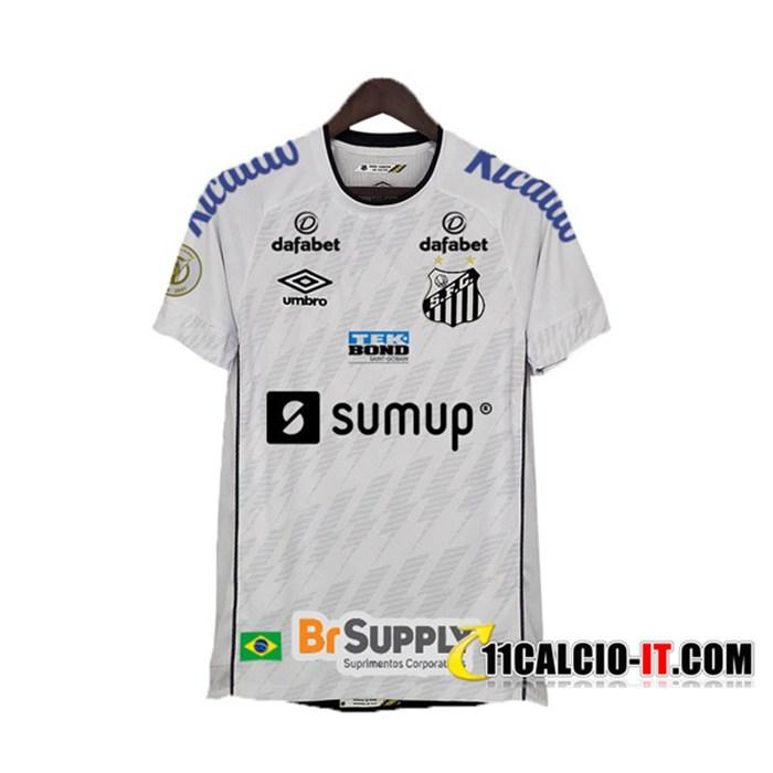 Offerta Maglie Calcio Santos Prima All Sponsor 2021/2022
