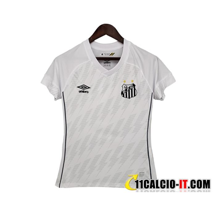 Nuove Maglie Calcio Donna Santos FC 2021 2022 Prezzo