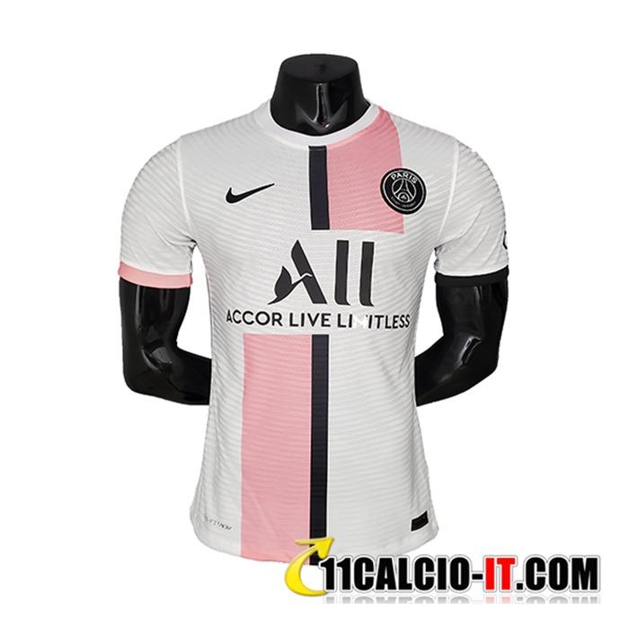 Nuova Maglie Calcio Paris PSG Seconda 2021/2022