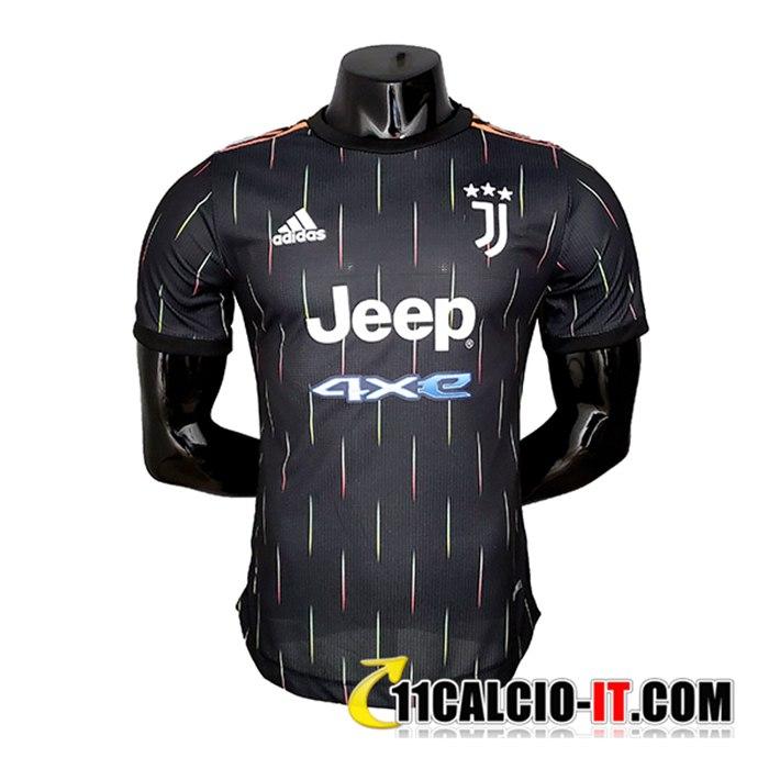Collezione Maglie Calcio Juventus Seconda 2021/2022