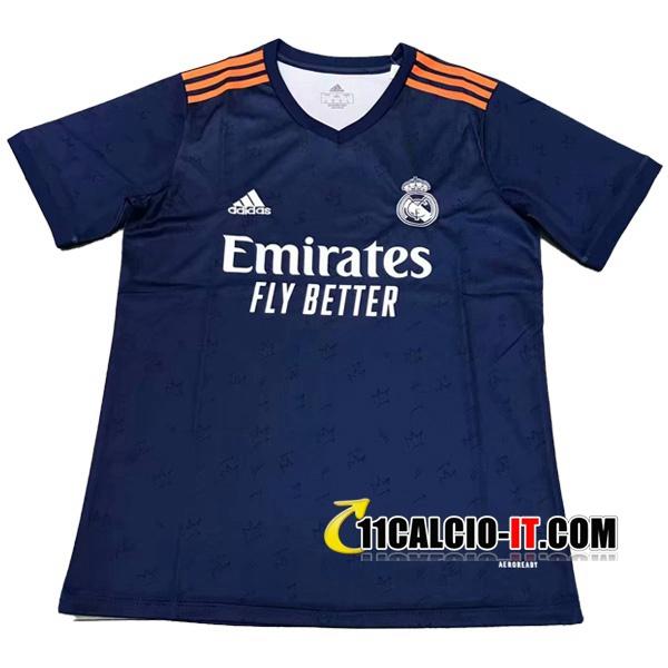 Crea Maglia Calcio Real Madrid Seconda Concept Edition 2021/2022