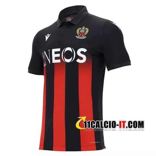 Maglia Calcio OGC Nice Prima 2020/2021