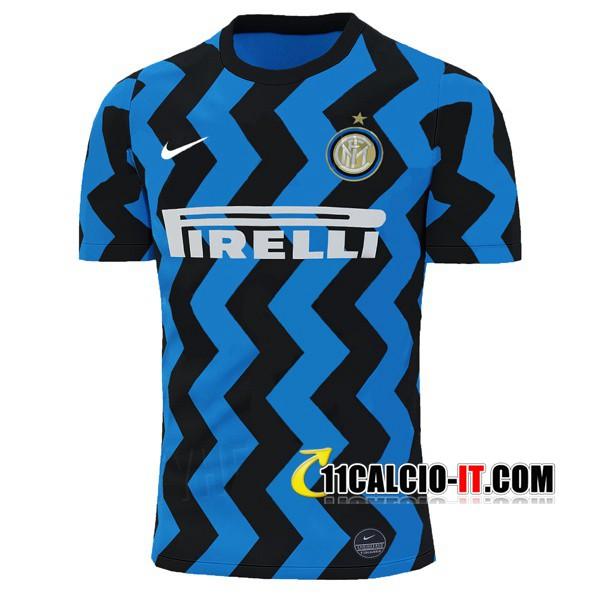 Nuove Maglia Calcio Inter Milan Prima Versione Trapelata 2020/21 ...