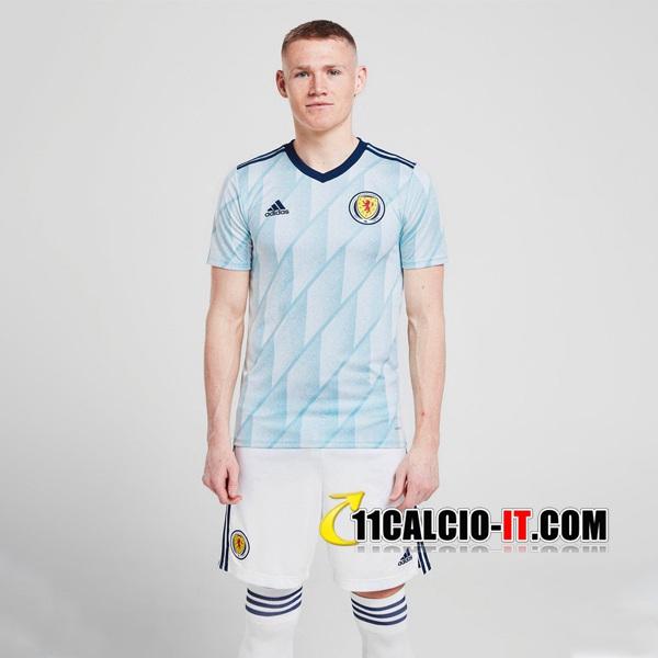 Nuove Seconda Maglia Calcio Scozia 2020/21   personalizzata