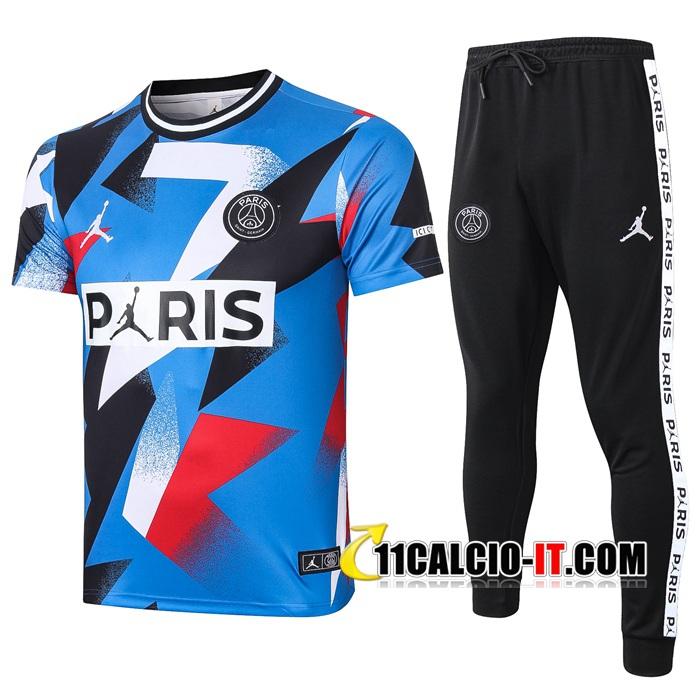 Nuove Kit Maglia Allenamento Paris PSG Jordan Pantaloni ...